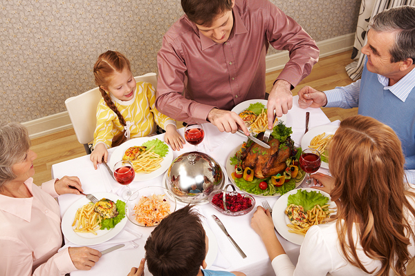a family supper These sunday supper recipes are sure to kick off 2013 with some inspiration.