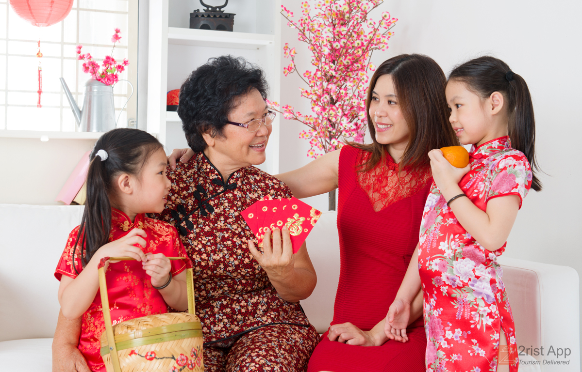Что китайцы дарят в подарок