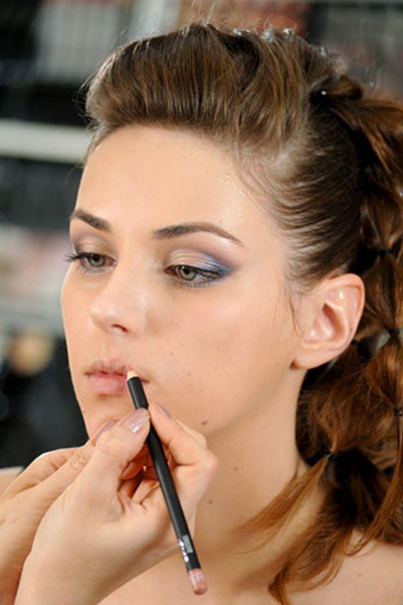 Фото макияж на выпускной 9 класс