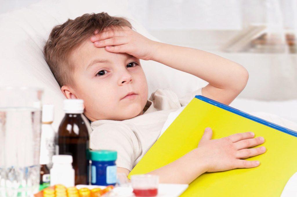 Если ребенок часто болеет: что делать